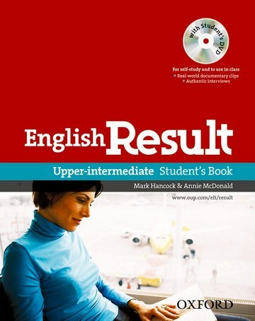 English Result Upper-Intermediate: Student's Book Pack