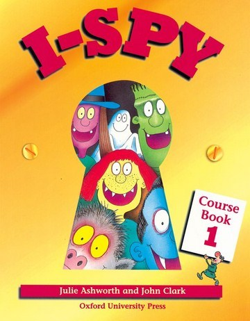 I-Spy 1: Course Book