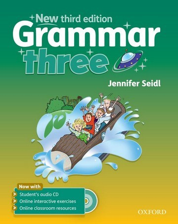 Grammar New Edition Level 3: Student's Book Pack