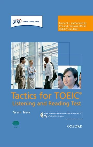 Tactics for TOEIC: Listening & Reading Pack