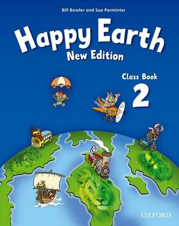Happy Earth New Edition 2: Class Book