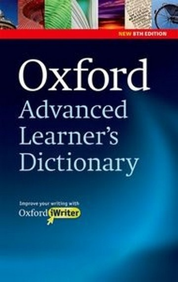 Oxford Advanced Learner's Dictionary 8è édition
