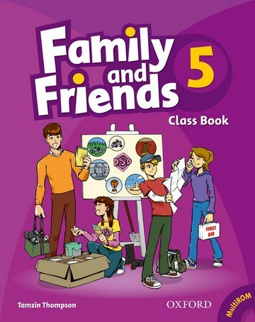 Family and Friends 5: Class Book Pack