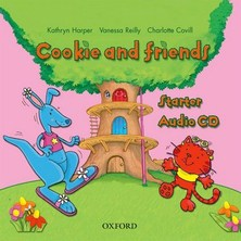 Cookie and Friends Starter: Class CD