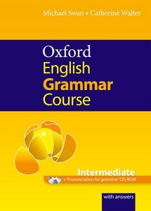 Oxford English Grammar Course - Niveau Intermediate