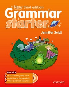 Grammar New Edition Starter: Student's Book Pack