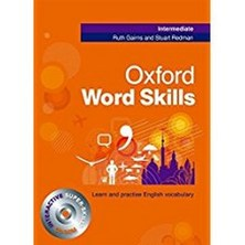 Oxford Word Skills Intermediate SB with cdrom