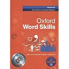 Oxford Word Skills Advanced SB with cdrom