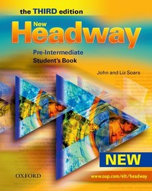 New Headway 3rd Edition Pre-Intermediate: Student's Book