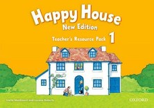 Happy House New Edition 1: Teacher's Resource Pack