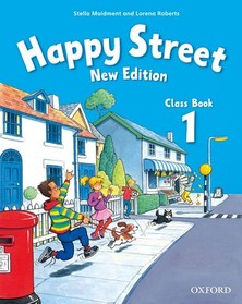 Happy Street New Edition 1: Class Book