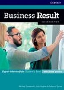 Business Result Upper-intermediate Student's Book with Online Practice second edition