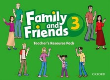 Family and Friends 3: Teacher's Resource Pack
