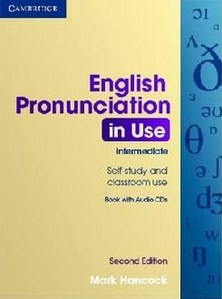 English Pronunciation in Use Intermediate Second edition Book with answers and Audio CDs (4)