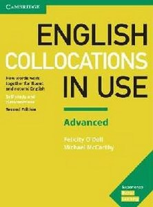English Collocations in Use Advanced Second edition