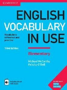 English Vocabulary in Use Elementary Third edition and Enhanced ebook