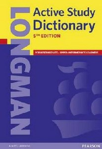 Longman Active Study Dictionary 5th