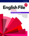 English File 4th Edition Elementary Student's Book with Online Practice