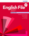 English File 4th Edition Elementary Workbook without Key