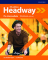 Headway 5th Edition Pre-intermediate Workbook with answers / avec clé