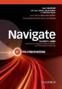 Navigate Pre-Intermediate B1 Teachers Book
