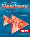 New Headway 3rd Edition Pre-Intermediate: Workbook With Key