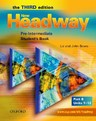 New Headway 3rd Edition Pre-Intermediate: Student's Book B