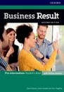 Business Result 2nd edition: Pre-intermediate. Student's Book with Online Practice