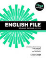 English File 3rd Edition Advanced Workbook with Key