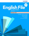 English File 4th Edition Pre-Intermediate Workbook without Key